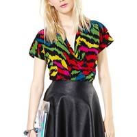 Ungaro On Command Blouse