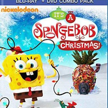 SpongeBob SquarePants: It's A SpongeBob Christmas!