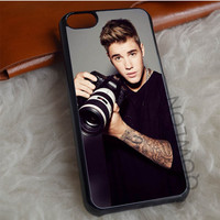 Justin Bieber Camera iPhone 7 Case