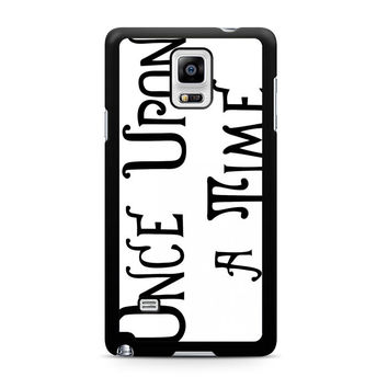 Henry's Book Once Upon A Time Note 4 Case