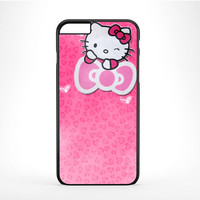 Cute Hello Kitty iPhone 6 Plus Case
