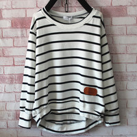 Womens Striped T Shirt