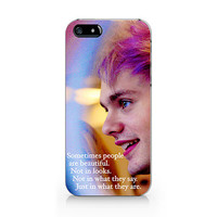 5 Seconds of summer, Michael from 5SOS  iPhone 5 5S case, iPhone 4 4S case, Free shipping N026