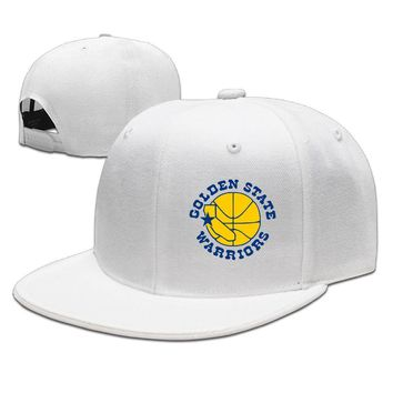 Golden State Warriors Breathable Unisex Adult Womens Baseball Hats Mens Hip-hop Cap