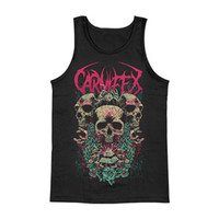 Carnifex Men's  All Seeing Eye Mens Tank Black