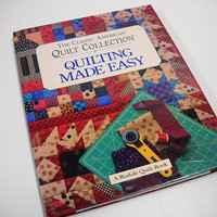 Quilting Made Easy - Quilt Book - Rodale Publishing