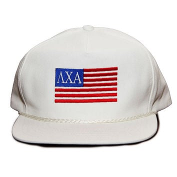 Lambda Chi Alpha USA Rope Hat