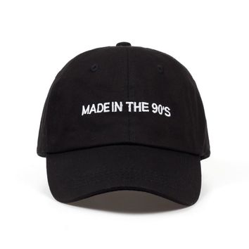 """Made In The 90s"" Cap"