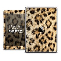 The Real Cheetah Print Skin for the iPad Air