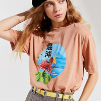 Flower Chaos Tee | Urban Outfitters