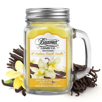 OL' FASHION FRENCH VANILLA 12oz candle