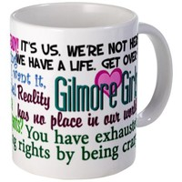 Gilmore Girls Mug by QuotableTV- 509616834
