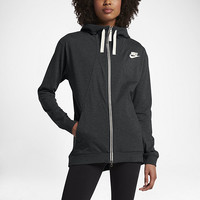 The Nike Sportswear Gym Classic Women's Hoodie.