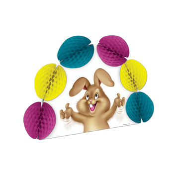 Easter Bunny Pop-Over Centerpiece 10- Pack of 12