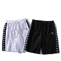Kappa Women Men Fashion Casual Shorts
