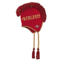 San Francisco 49ers Mohawk Knit Cap - Youth