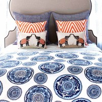 JR by John Robshaw Bombay Bedding Collection