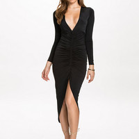 Front Ruched Dress, NLY One