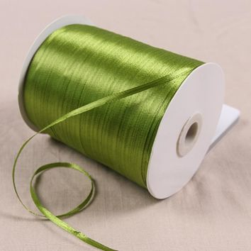 Silk Satin Ribbon 20Y Wedding Party Decoration Invitation Card Gift Wrapping Scrapbooking 95
