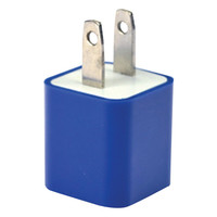 Iessentials Iphone And Ipod And Smartphone Usb Home Charger (blue)