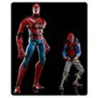 Spider-Man Peter Parker Ashley Wood 1:6 Scale Figure 2-Pack