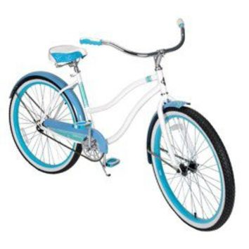 """Academy - Huffy Women's Good Vibrations 26"""" 1-Speed Cruiser Bicycle"""