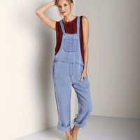 LACAUSA LA Overalls Denim LA20001 at Largo Drive Underwear & Swimwear