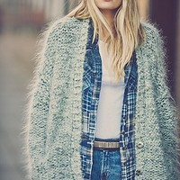 Free People Womens The Perfect Cardigan