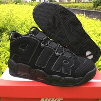 Nike Air More Uptempo 3M Black Warrior 414962-004 US7-12