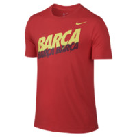Nike FC Barcelona Core Type Men's T-Shirt