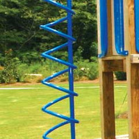 Planet Playgrounds Corkscrew Climber