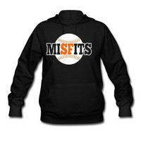 SF Giants MISFITS Hoodie | Spreadshirt | ID: 7623278
