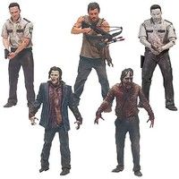 The Walking Dead TV Series 1 Revision 1 Action Figure Case - McFarlane Toys - Walking Dead - Action Figures at Entertainment Earth