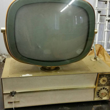 Philco predicta 1958 tv television / princess model/ for SALE!
