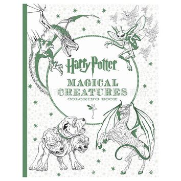 96 Pages Harry Potter Coloring Book For Adults secret garden Book Series libros para colorear adultos colouring book