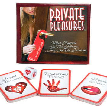 Ball And Chain Private Pleasures