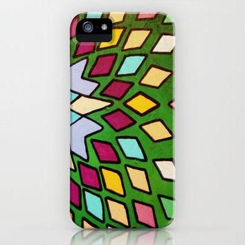 The Cabin iPhone Case by Erin Jordan | Society6