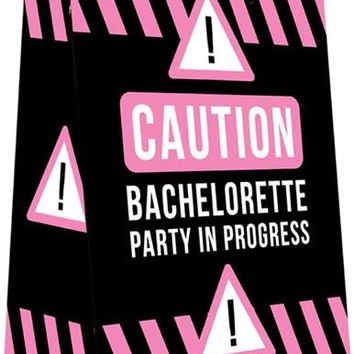 Caution: Bachelorette Party in Progress - Gift Bag
