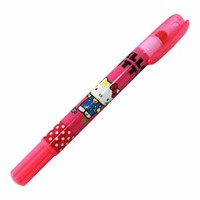 Hello Kitty Marker Pen -- Neon Pink