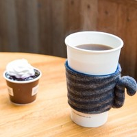 Supermarket: CoffeePet cup sleeve from re,play