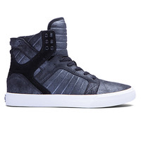 Supra - Skytop - Black/Metallic