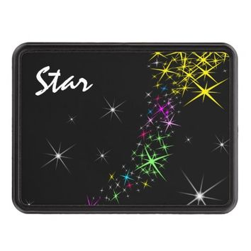Christmas Star Hitch Cover