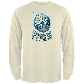 PEAPGQ9 Phish - Pollock Howdy Long Sleeve T-Shirt