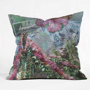 Deb Haugen Aloha Spirit Throw Pillow