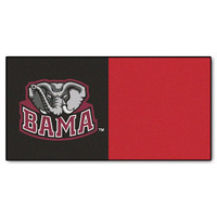 Alabama Crimson Tide NCAA Team Logo Carpet Tiles