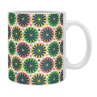 Andi Bird Petal Fair Garden Coffee Mug