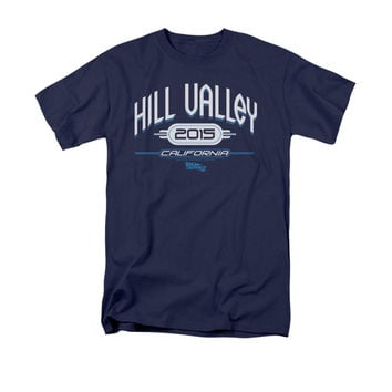 Back To The Future: Hill Valley 2015