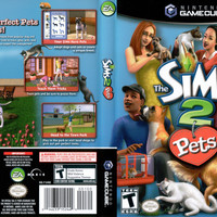 Sims 2: Pets (Nintendo GameCube, 2006) Complete