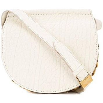 Givenchy Women's BB5012B02R130 White Leather Shoulder Bag