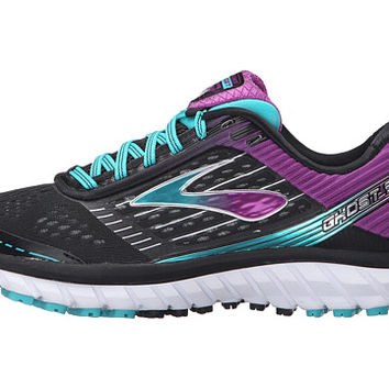 Brooks Ghost 9 Purple Cactus Flower/Diva Pink/Patriot Blue - Zappos.com Free Shipping BOTH Ways